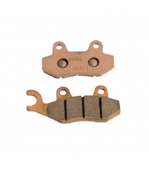 Front Right Brake pads for bms stallion 600
